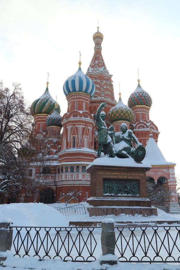καθεδρικός ναός s ST βασιλ&iota στοκ φωτογραφίες