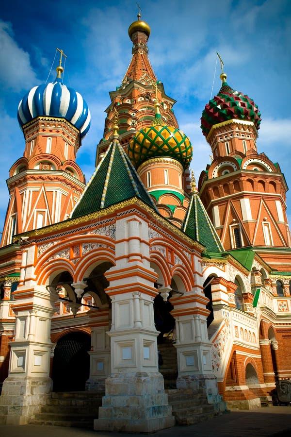 καθεδρικός ναός s ST βασιλ&iota στοκ φωτογραφία με δικαίωμα ελεύθερης χρήσης