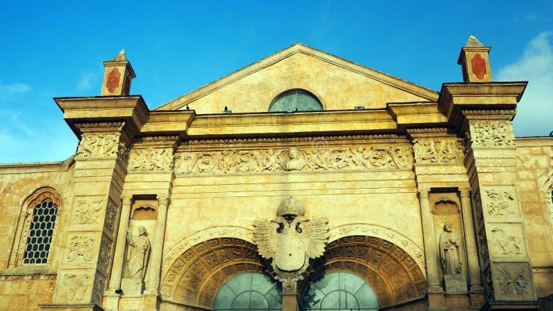 Καθεδρικός ναός Santo Domingo στοκ εικόνες με δικαίωμα ελεύθερης χρήσης