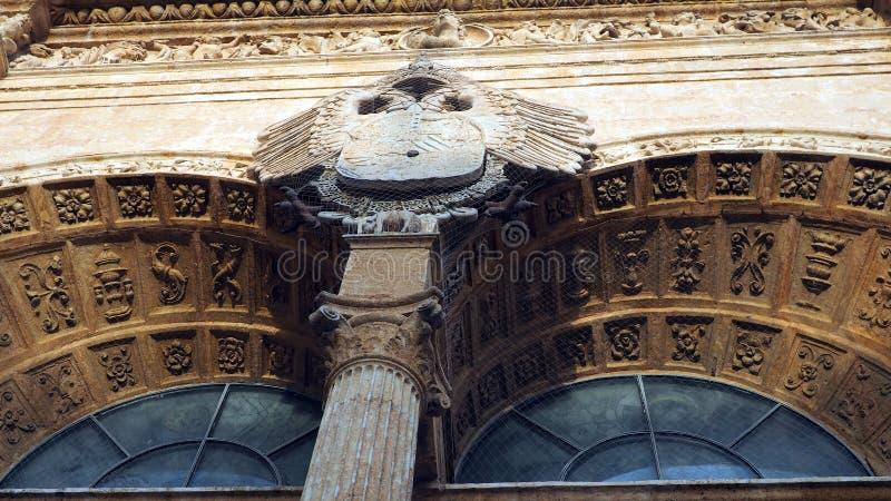 Καθεδρικός ναός Santo Domingo στοκ φωτογραφία με δικαίωμα ελεύθερης χρήσης