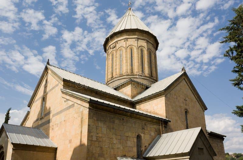 Καθεδρικός ναός Sioni, που βρίσκεται στην οδό Sioni στο κέντρο του Tbilisi Η Δημοκρατία της Γεωργίας στοκ φωτογραφία με δικαίωμα ελεύθερης χρήσης