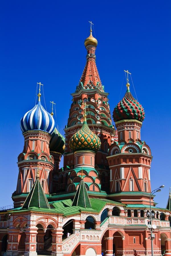 Download καθεδρικός ναός ST βασιλι& στοκ εικόνα. εικόνα από χριστός - 17059843
