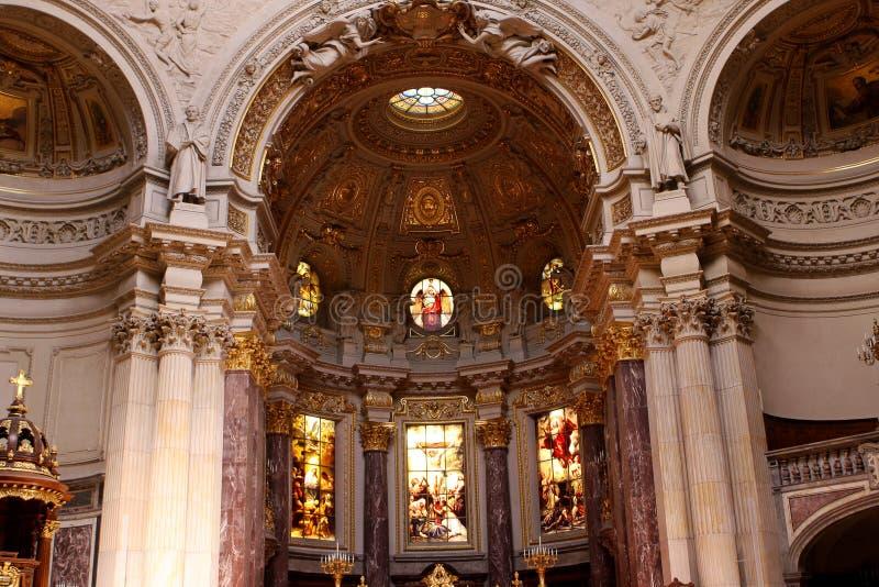 καθεδρικός ναός Γερμανί&alpha στοκ φωτογραφία με δικαίωμα ελεύθερης χρήσης