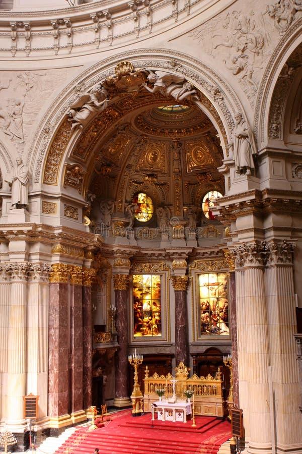 καθεδρικός ναός Γερμανί&alpha στοκ εικόνες με δικαίωμα ελεύθερης χρήσης