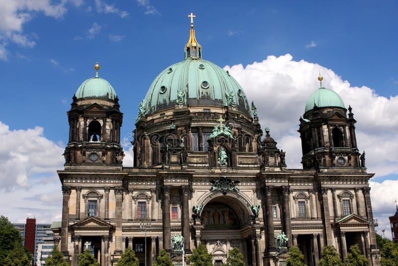 καθεδρικός ναός Γερμανί&alpha στοκ εικόνα