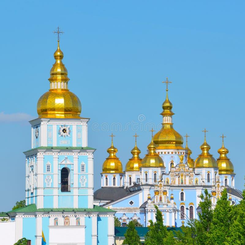 καθεδρικός ναός Κίεβο michael s ST στοκ εικόνες