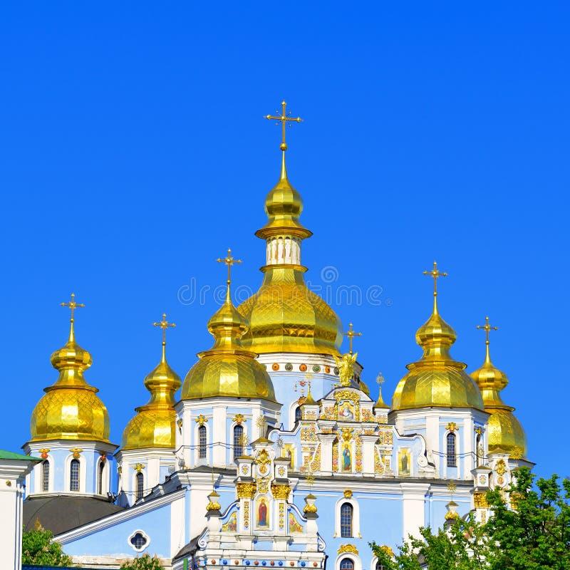 καθεδρικός ναός Κίεβο michael s ST στοκ φωτογραφία με δικαίωμα ελεύθερης χρήσης