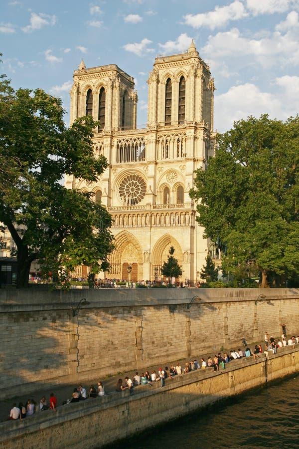 Καθεδρικός ναός κυρίας Notre στοκ εικόνα με δικαίωμα ελεύθερης χρήσης