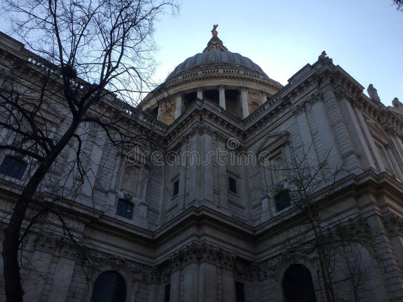 καθεδρικός ναός Λονδίνο p στοκ εικόνες