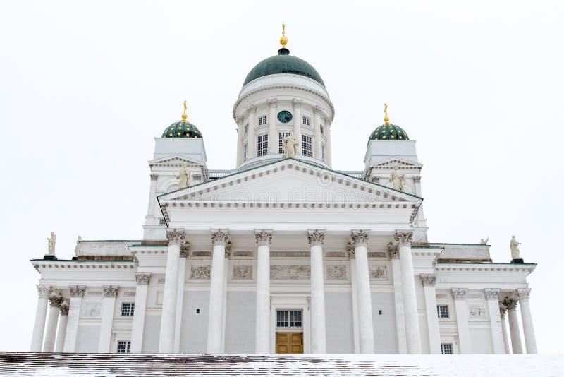 Καθεδρικός ναός του Ελσίνκι στοκ εικόνες