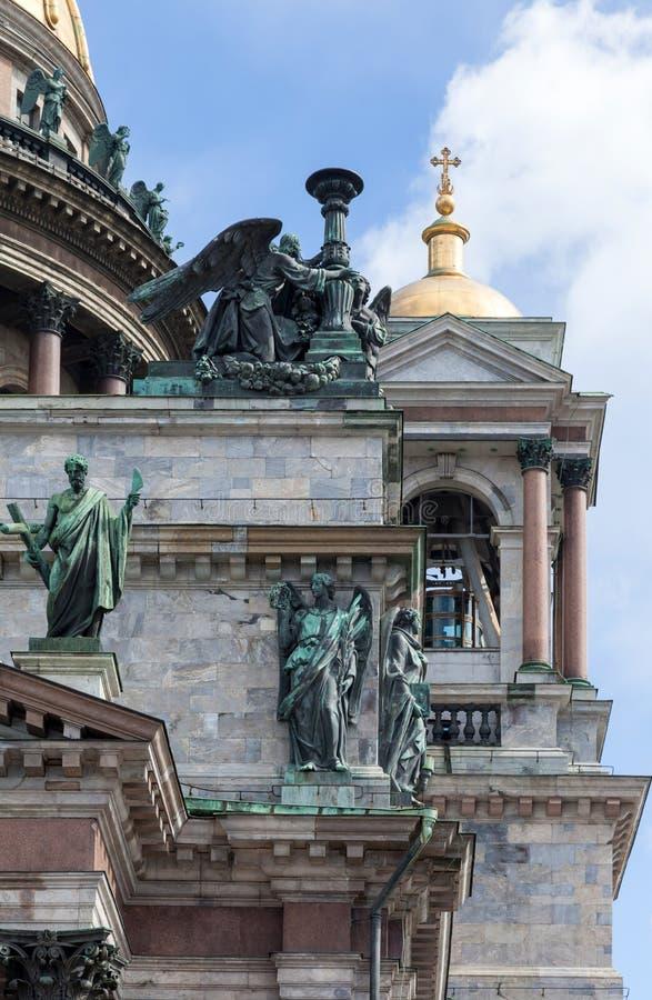 Καθεδρικός ναός του Isaac ` s στοκ εικόνα