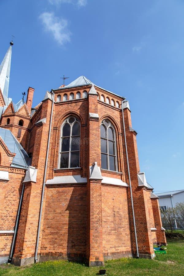 Καθεδρικός ναός του Martin Luther στοκ φωτογραφίες με δικαίωμα ελεύθερης χρήσης