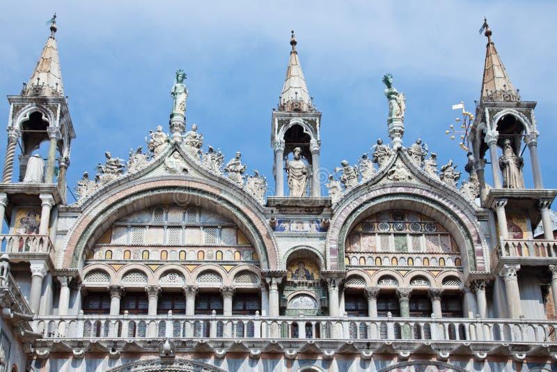 Καθεδρικός ναός του SAN Marco, Βενετία, Ιταλία στοκ φωτογραφίες με δικαίωμα ελεύθερης χρήσης