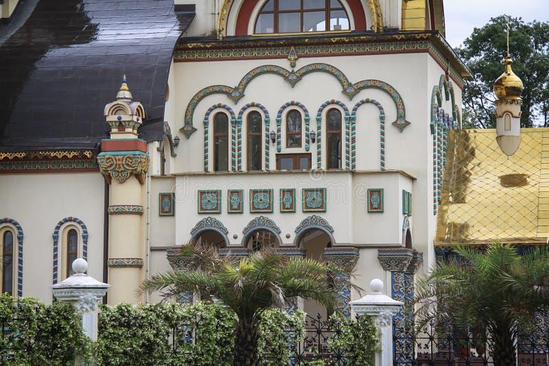 Καθεδρικός ναός του ST Βλαντιμίρ s στο Sochi, Ρωσία στοκ φωτογραφίες