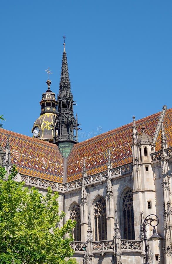 Καθεδρικός ναός του ST Elizabeth, Kosice, Σλοβακία στοκ εικόνες
