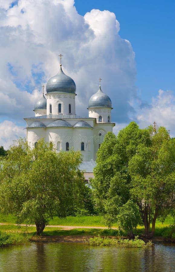 Καθεδρικός ναός του ST George στοκ φωτογραφία με δικαίωμα ελεύθερης χρήσης