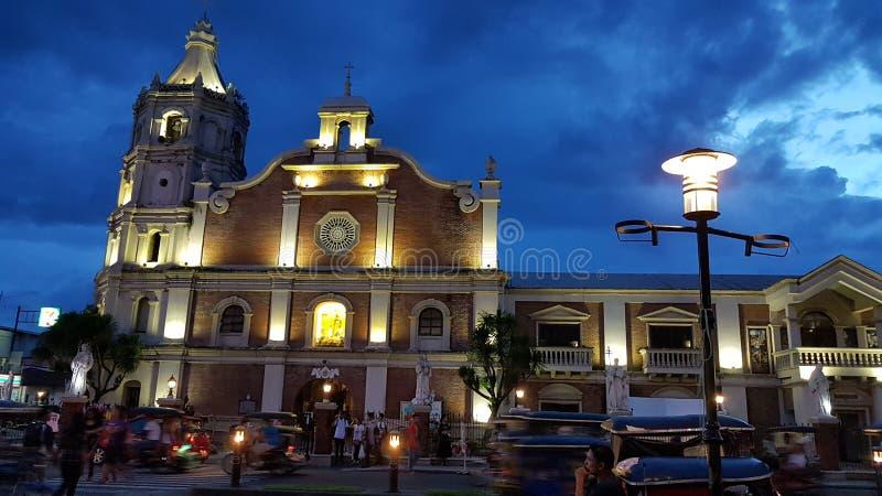 Καθεδρικός ναός του ST Joseph, πόλη Bataan, Φιλιππίνες Balanga στοκ εικόνες