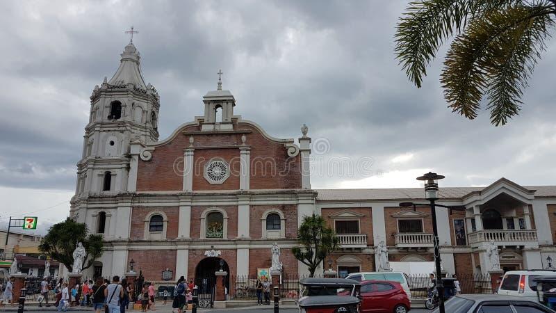 Καθεδρικός ναός του ST Joseph, πόλη Bataan, Φιλιππίνες Balanga στοκ φωτογραφία με δικαίωμα ελεύθερης χρήσης