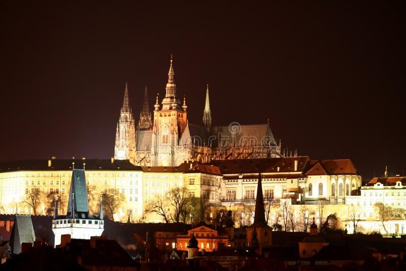 Καθεδρικός ναός του ST Vit στοκ φωτογραφία με δικαίωμα ελεύθερης χρήσης