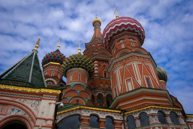 Καθεδρικός ναός Basilius στοκ φωτογραφία με δικαίωμα ελεύθερης χρήσης