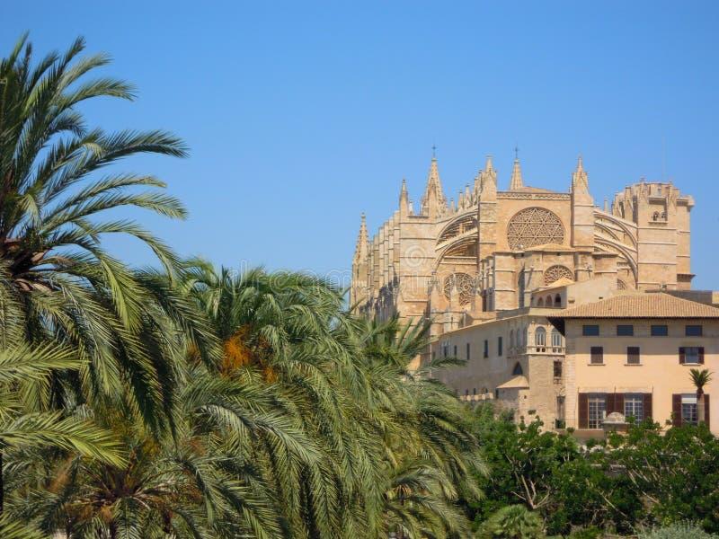 Καθεδρικός ναός Palma στοκ φωτογραφία με δικαίωμα ελεύθερης χρήσης