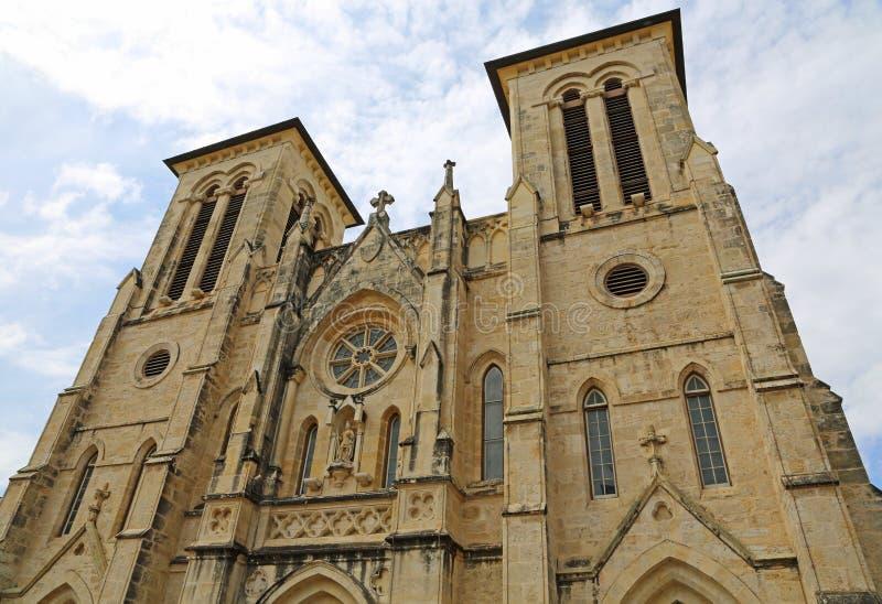 Καθεδρικός ναός SAN Fernando στοκ εικόνες