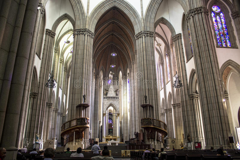 Καθεδρικός ναός SE στοκ εικόνα με δικαίωμα ελεύθερης χρήσης
