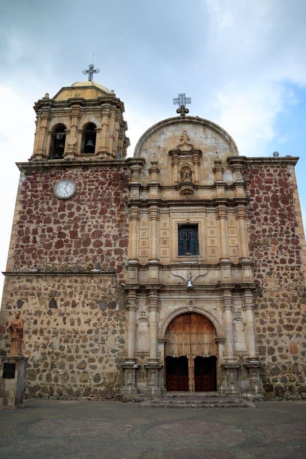 Καθεδρικός ναός Tequila στοκ εικόνες