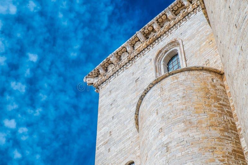 Καθεδρικός ναός Trani στοκ εικόνα με δικαίωμα ελεύθερης χρήσης
