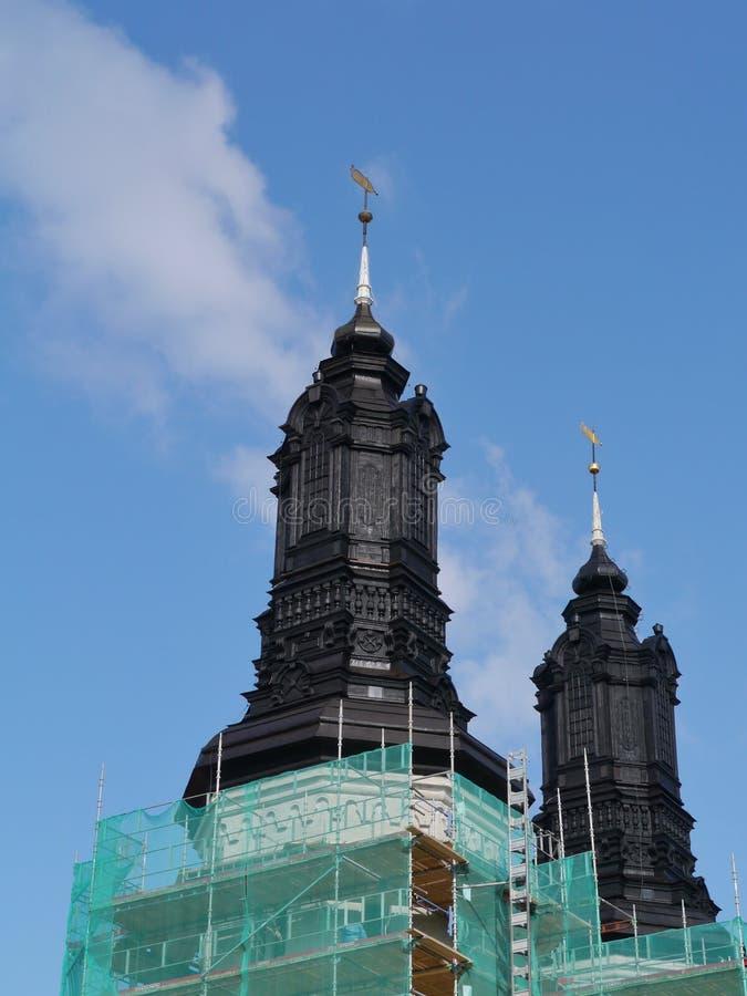 Καθεδρικός ναός Visby στοκ εικόνες με δικαίωμα ελεύθερης χρήσης
