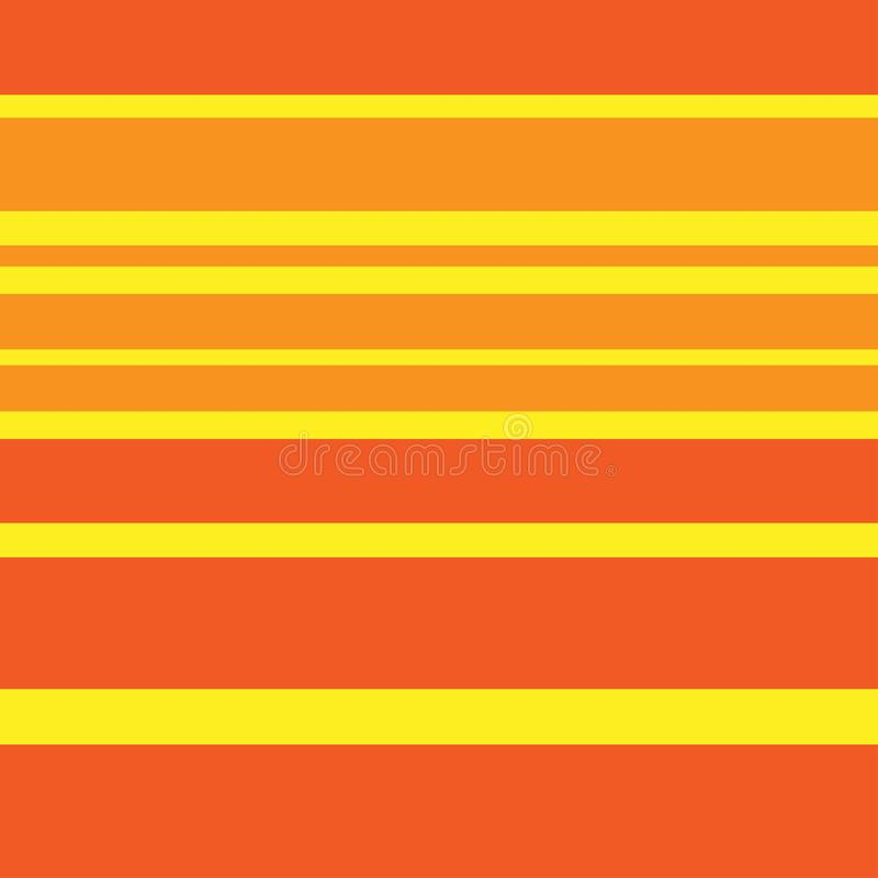 Καθιερώνον τη μόδα αφηρημένο υπόβαθρο στα θερμά χρώματα διανυσματική απεικόνιση