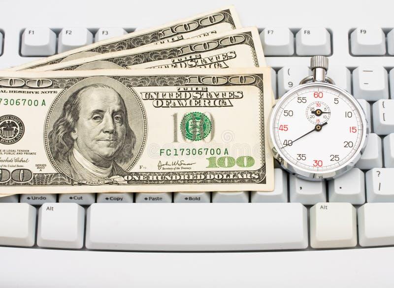 καθιστώντας τα χρήματα σε  στοκ εικόνα με δικαίωμα ελεύθερης χρήσης