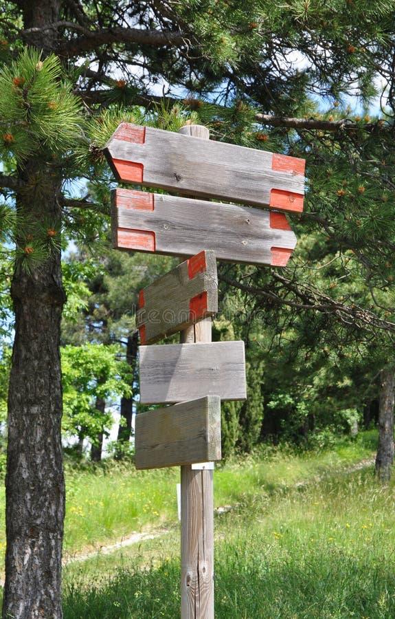 καθοδηγήστε ξύλινο στοκ εικόνα με δικαίωμα ελεύθερης χρήσης