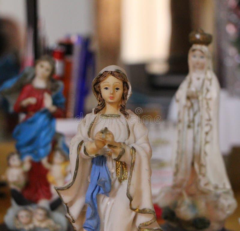 Καθολικές ιερές εικόνες στοκ φωτογραφία με δικαίωμα ελεύθερης χρήσης