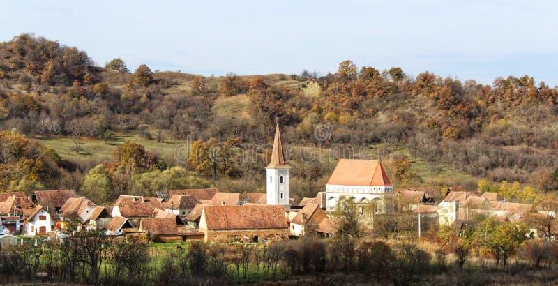 Καθολική εκκλησία της Ρουμανίας στοκ εικόνα