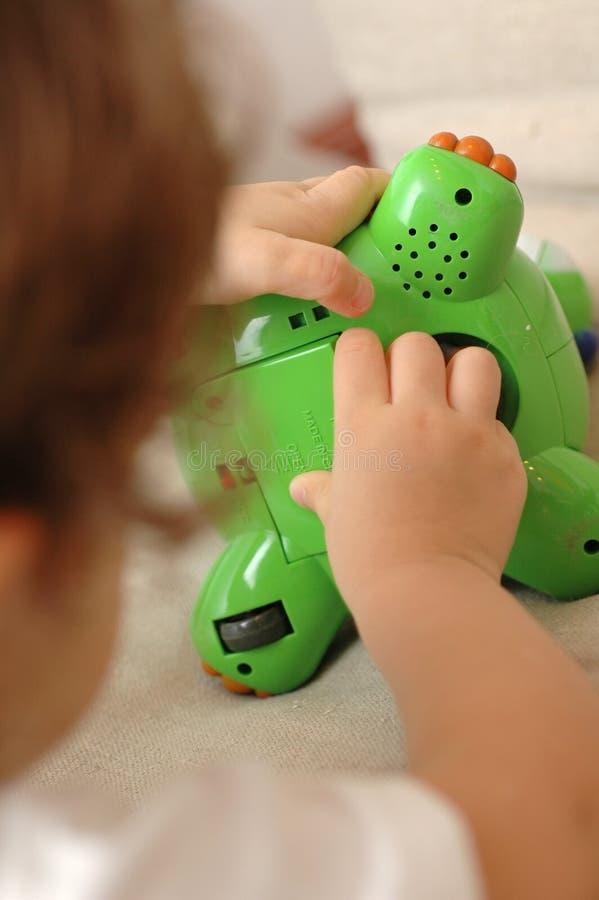 καθορίζοντας παιχνίδι στοκ φωτογραφία με δικαίωμα ελεύθερης χρήσης