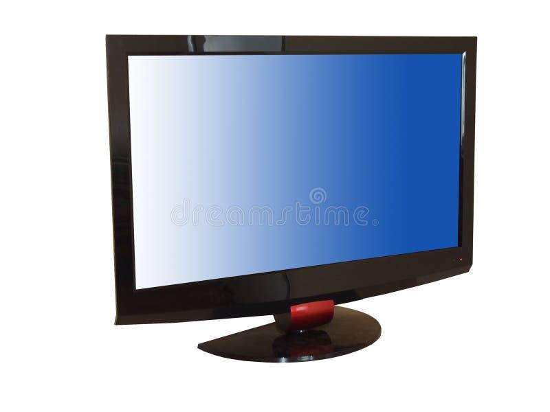 καθορισμένη TV στοκ φωτογραφίες με δικαίωμα ελεύθερης χρήσης