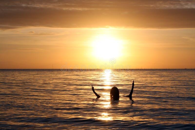 καθορισμένος ήλιος των Φιλιππινών στοκ φωτογραφία με δικαίωμα ελεύθερης χρήσης