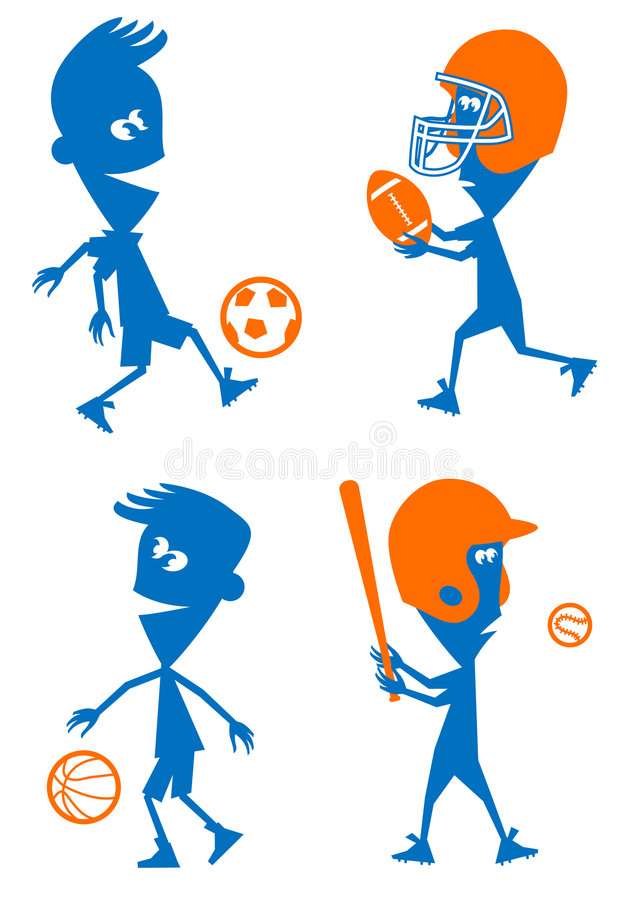 Download καθορισμένος αθλητισμό&sigm Διανυσματική απεικόνιση - εικονογραφία από lifestyle, χόμπι: 1528725