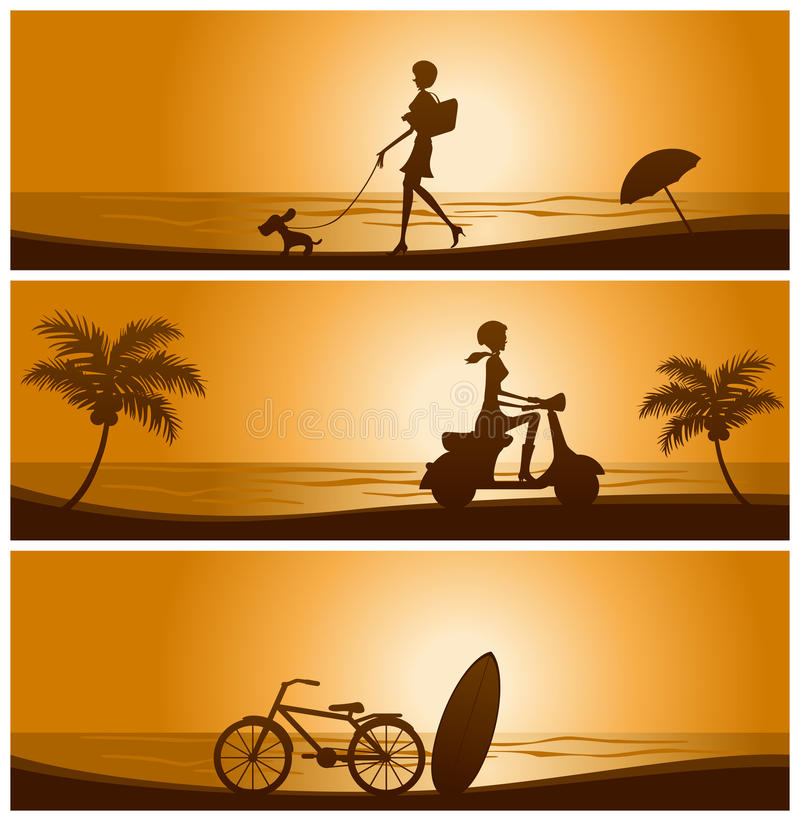 καθορισμένο ηλιοβασίλ&epsil απεικόνιση αποθεμάτων