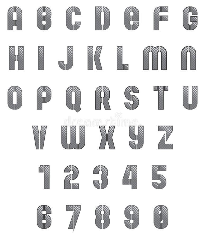 Download Καθορισμένο θέμα μετάλλων αλφάβητου Διανυσματική απεικόνιση - εικονογραφία από αποχής, στοιχείο: 62709290