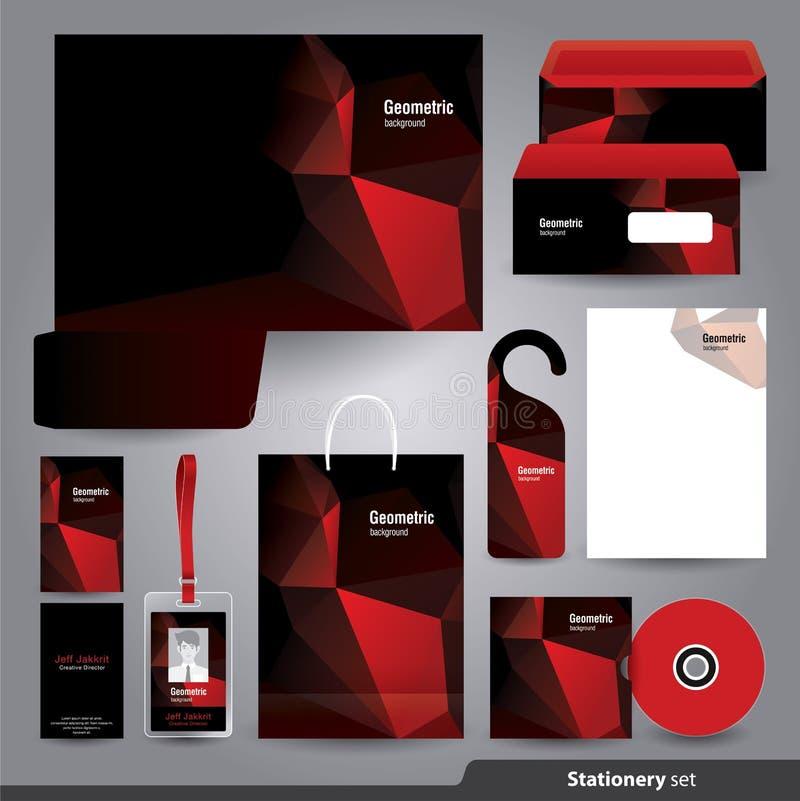Καθορισμένο σχέδιο χαρτικών/καθορισμένο πρότυπο χαρτικών διανυσματική απεικόνιση