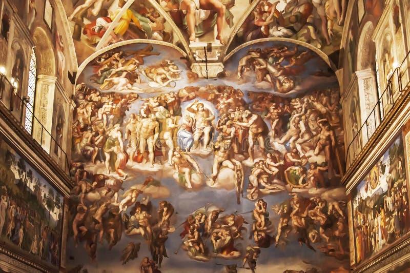 Καθολική κρίση στοκ εικόνα