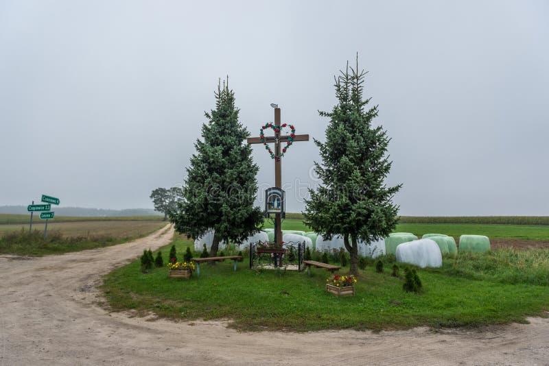 Καθολικισμός στην Πολωνία στοκ φωτογραφία με δικαίωμα ελεύθερης χρήσης