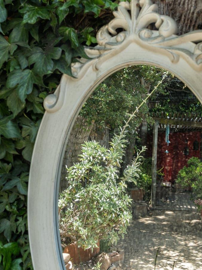 Καθρέφτης κήπων στοκ φωτογραφία με δικαίωμα ελεύθερης χρήσης