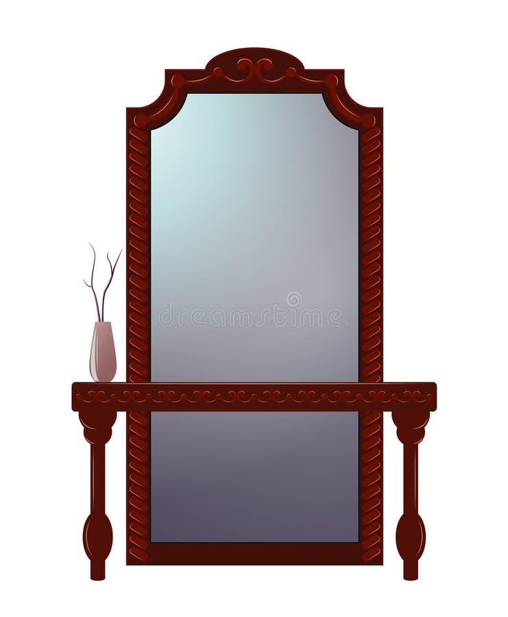 καθρέφτης απεικόνιση αποθεμάτων