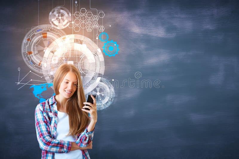 Καινοτομία και τεχνολογία στοκ εικόνες με δικαίωμα ελεύθερης χρήσης