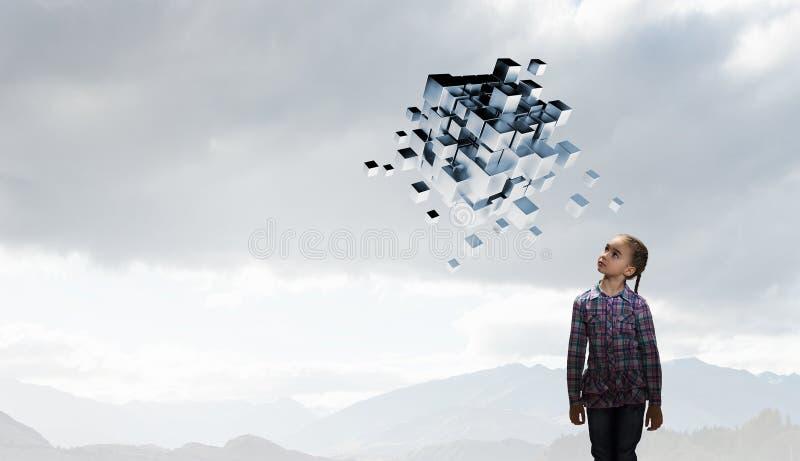 Καινοτόμες εντυπωσιακές τεχνολογίες στοκ εικόνες με δικαίωμα ελεύθερης χρήσης