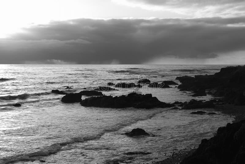 καιρός ακτών στοκ φωτογραφίες με δικαίωμα ελεύθερης χρήσης