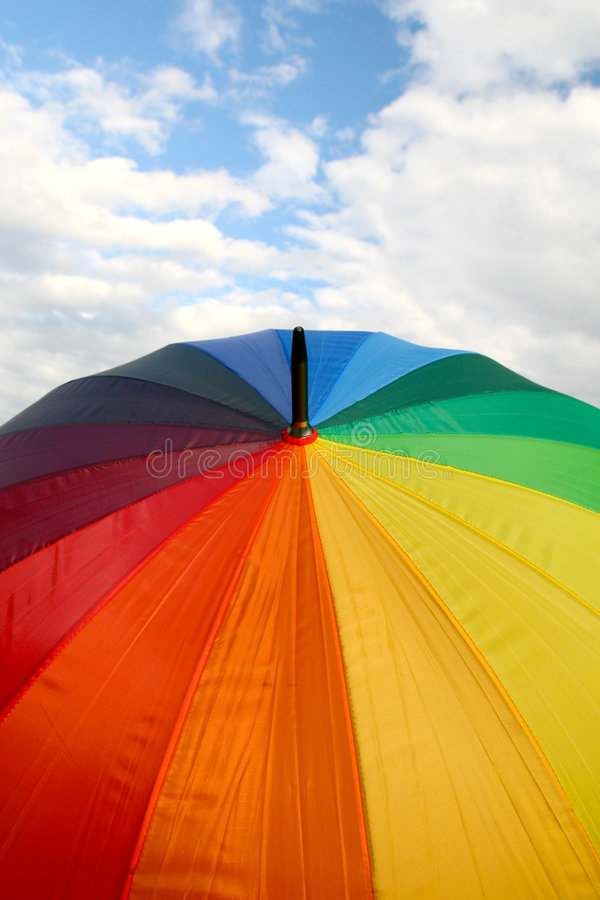 καιρός ομπρελών στοκ εικόνες